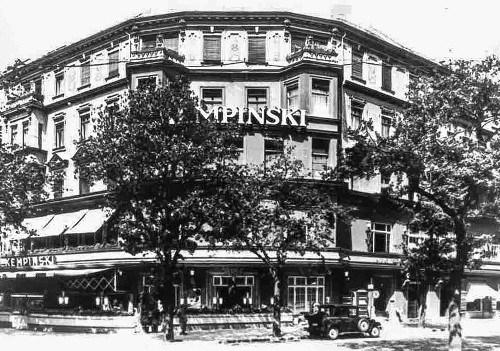 Kempinski Restaurant 1928 | Hotel Bristol Berlin