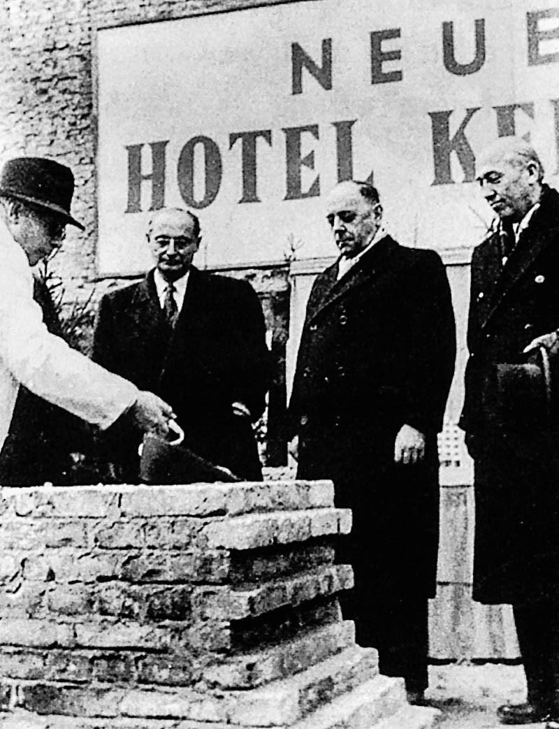Hotel Bristol Berlin   History